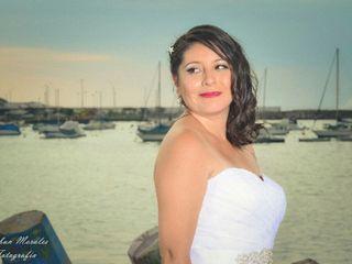 El matrimonio de Viviana y Sebastián 2