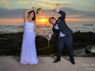 El matrimonio de Viviana y Sebastián