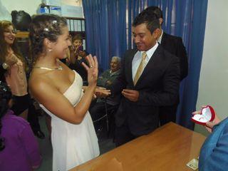 El matrimonio de Karina y Erick 3