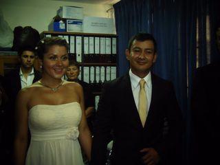 El matrimonio de Karina y Erick