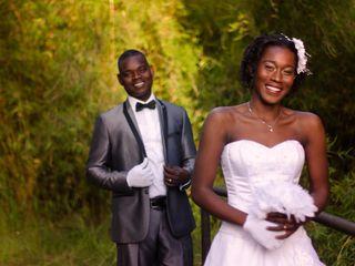 El matrimonio de Love y Stime 1