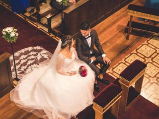 El matrimonio de Constanza y Antonio 3