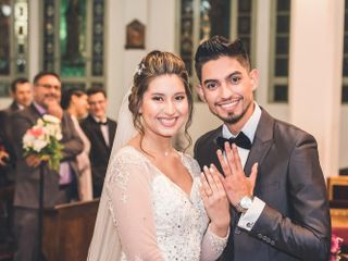 El matrimonio de Constanza y Antonio 2
