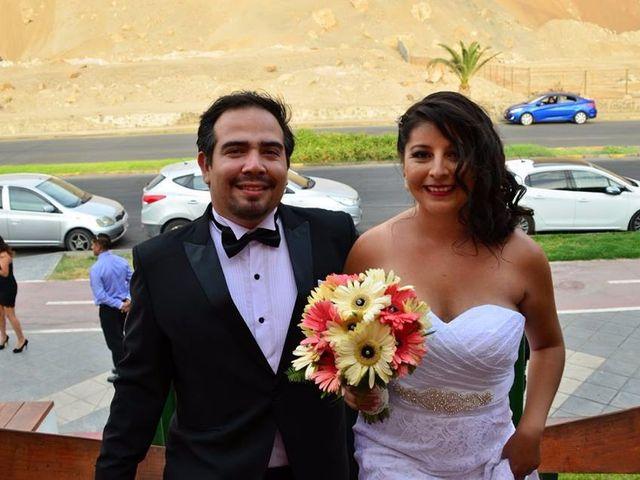 El matrimonio de Sebastián y Viviana en Arica, Arica 16
