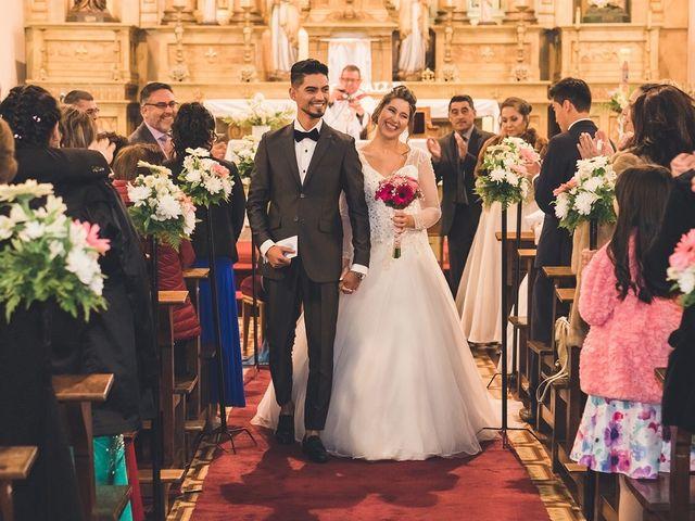 El matrimonio de Constanza y Antonio