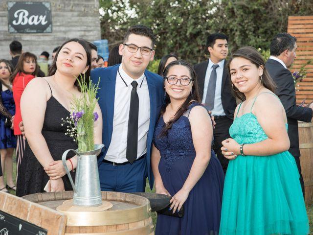 El matrimonio de Cristian y Elizabeth en Maipú, Santiago 4