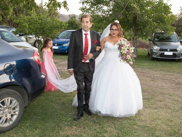El matrimonio de Cristian y Elizabeth en Maipú, Santiago 7