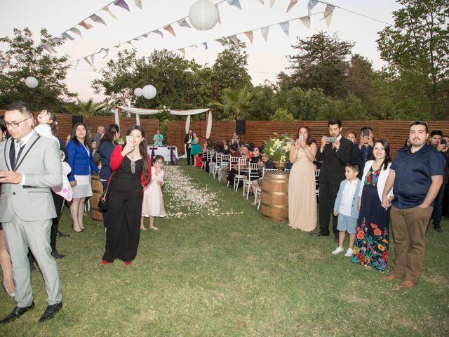El matrimonio de Cristian y Elizabeth en Maipú, Santiago 10