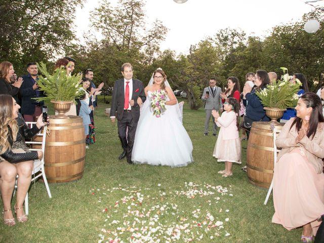El matrimonio de Cristian y Elizabeth en Maipú, Santiago 11
