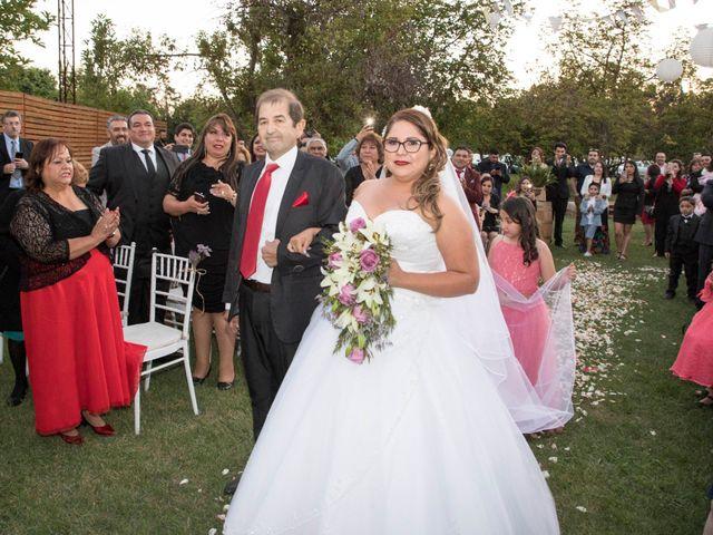 El matrimonio de Cristian y Elizabeth en Maipú, Santiago 13