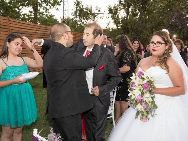 El matrimonio de Cristian y Elizabeth en Maipú, Santiago 14
