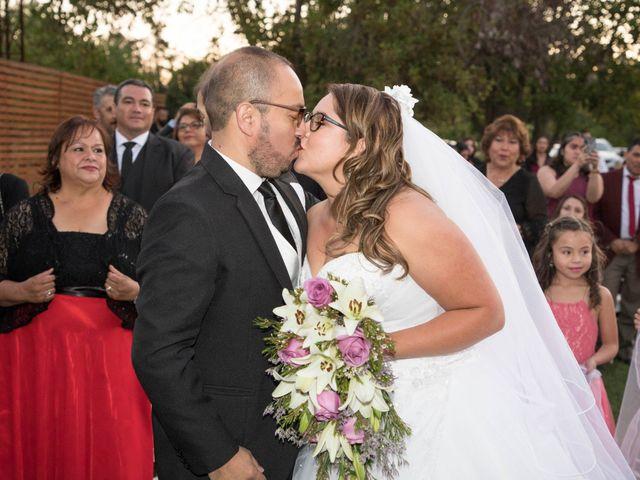 El matrimonio de Cristian y Elizabeth en Maipú, Santiago 16