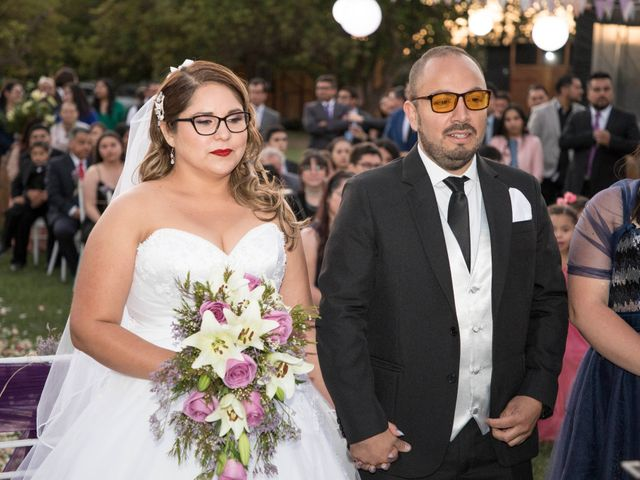 El matrimonio de Cristian y Elizabeth en Maipú, Santiago 17