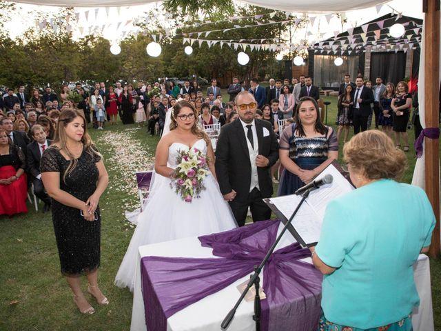 El matrimonio de Cristian y Elizabeth en Maipú, Santiago 18
