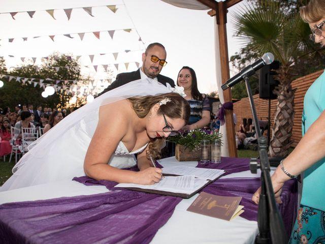 El matrimonio de Cristian y Elizabeth en Maipú, Santiago 22