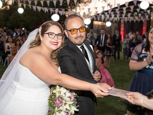 El matrimonio de Cristian y Elizabeth en Maipú, Santiago 28
