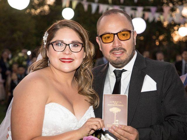 El matrimonio de Cristian y Elizabeth en Maipú, Santiago 30