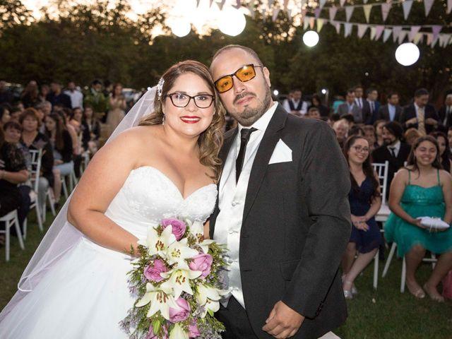 El matrimonio de Cristian y Elizabeth en Maipú, Santiago 31
