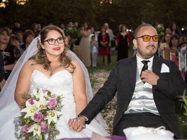 El matrimonio de Cristian y Elizabeth en Maipú, Santiago 32