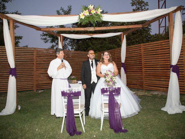 El matrimonio de Cristian y Elizabeth en Maipú, Santiago 34