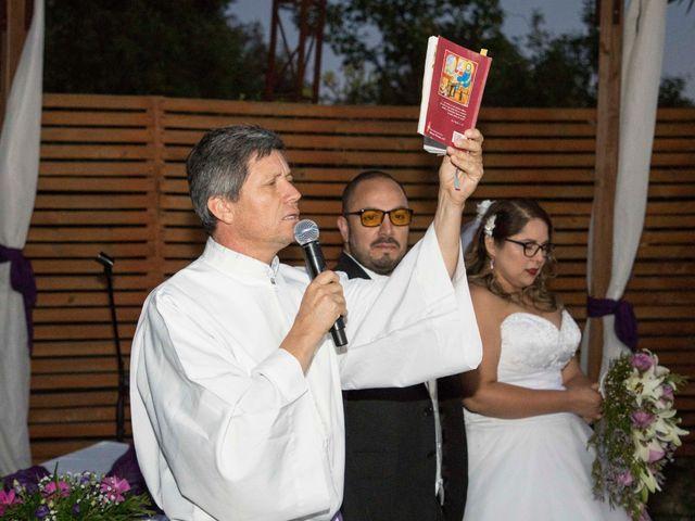 El matrimonio de Cristian y Elizabeth en Maipú, Santiago 35