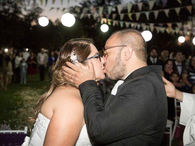 El matrimonio de Cristian y Elizabeth en Maipú, Santiago 38