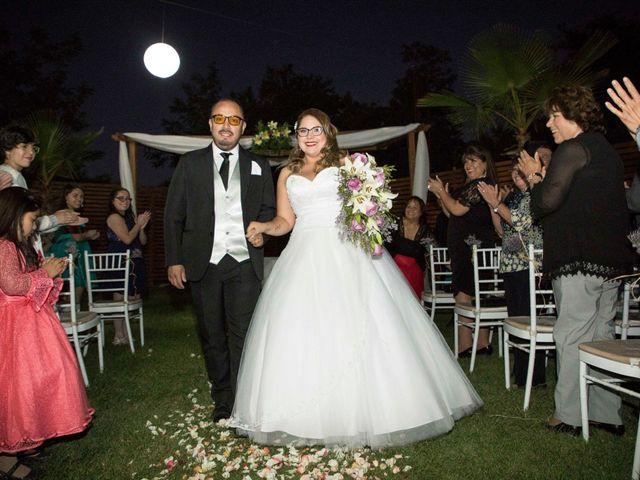 El matrimonio de Cristian y Elizabeth en Maipú, Santiago 39
