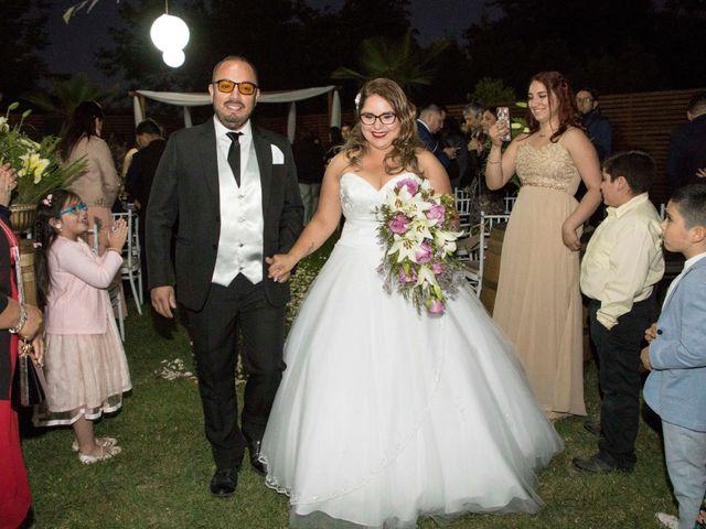 El matrimonio de Cristian y Elizabeth en Maipú, Santiago 40