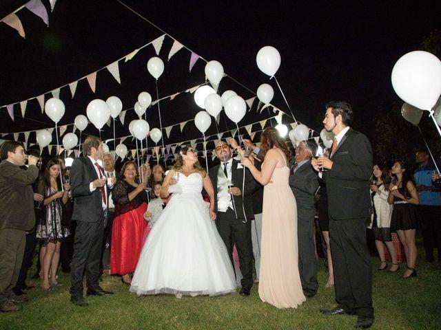 El matrimonio de Cristian y Elizabeth en Maipú, Santiago 43