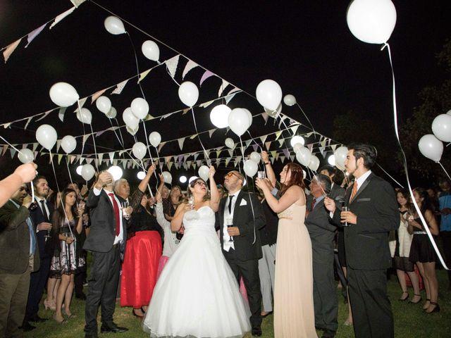 El matrimonio de Cristian y Elizabeth en Maipú, Santiago 44
