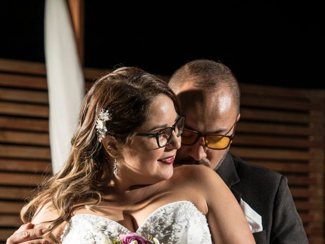 El matrimonio de Cristian y Elizabeth en Maipú, Santiago 1