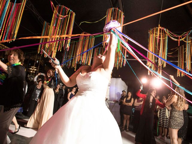 El matrimonio de Cristian y Elizabeth en Maipú, Santiago 64