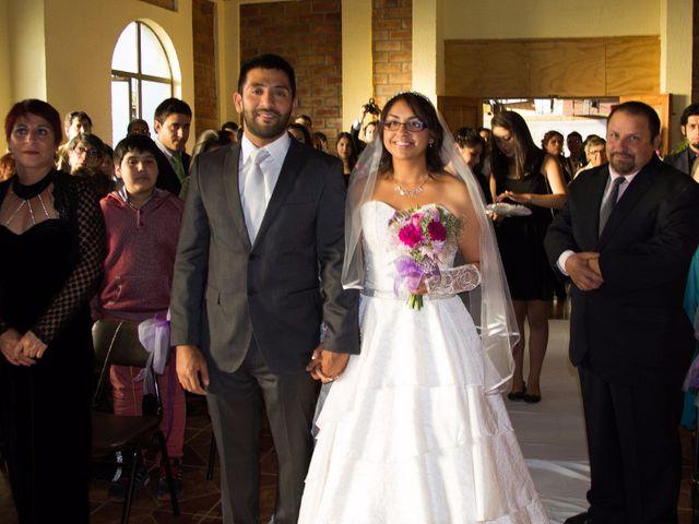 El matrimonio de Laura y Claudio