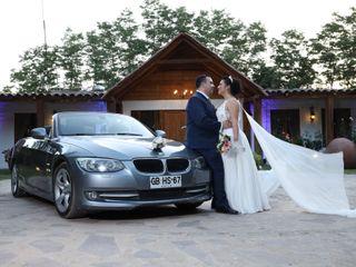 El matrimonio de Claudia y Oscar 2