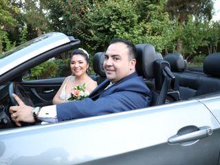 El matrimonio de Claudia y Oscar 3