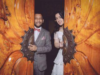 El matrimonio de Ana Lucía y Francisco