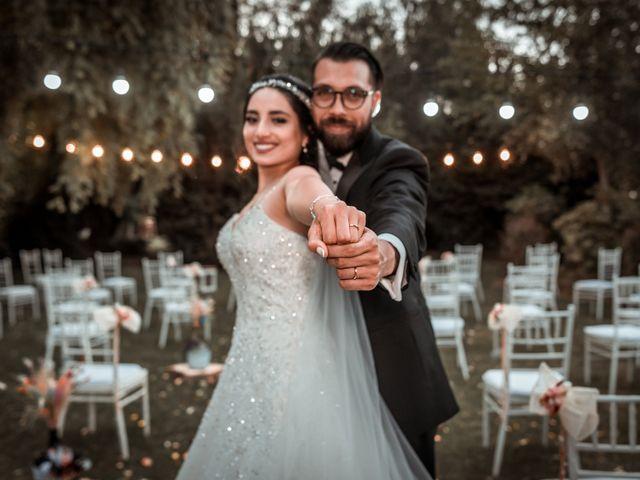 El matrimonio de Cotti y Pancho