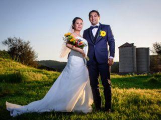 El matrimonio de MarIa Paz y Ricardo