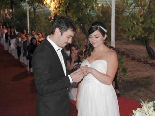El matrimonio de Natalia y Luis