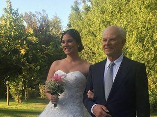 El matrimonio de Anabella y Chuliver 3