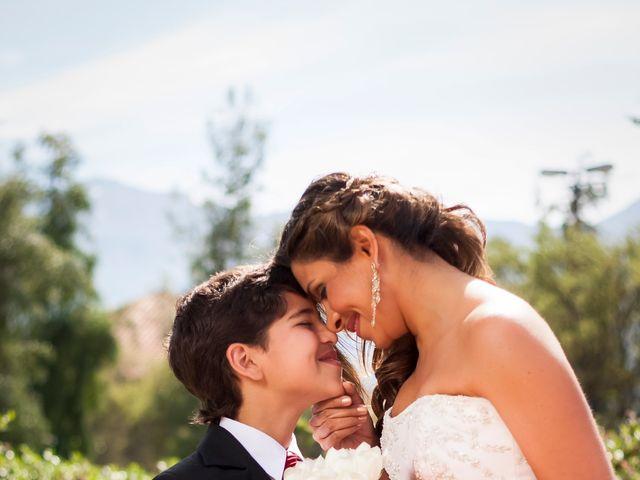 El matrimonio de Raúl y Yuraima en Santiago, Santiago 10