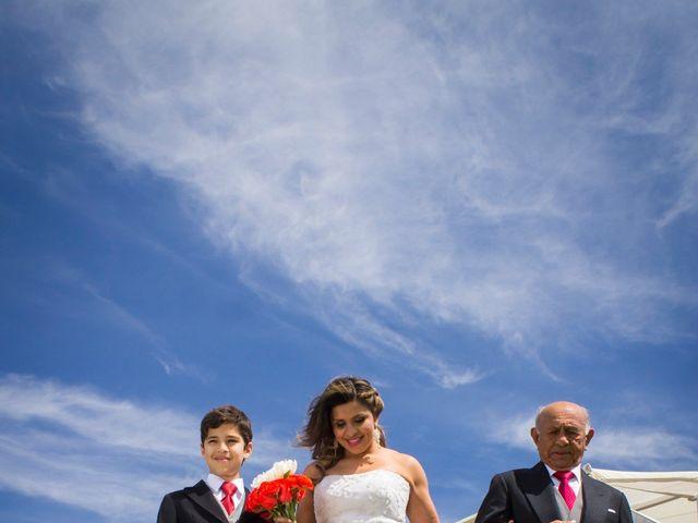 El matrimonio de Raúl y Yuraima en Santiago, Santiago 12