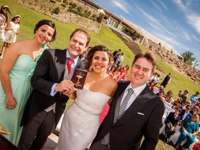 El matrimonio de Raúl y Yuraima en Santiago, Santiago 18