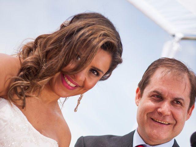 El matrimonio de Raúl y Yuraima en Santiago, Santiago 19