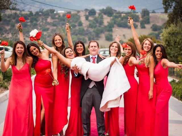 El matrimonio de Raúl y Yuraima en Santiago, Santiago 25
