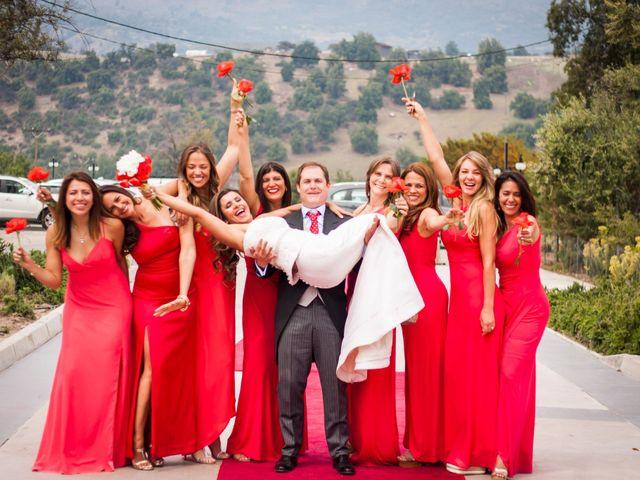 El matrimonio de Raúl y Yuraima en Santiago, Santiago 26