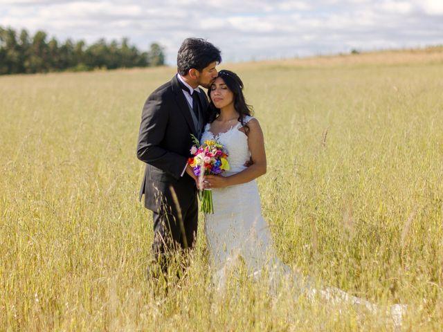 El matrimonio de Macarena y Ivan