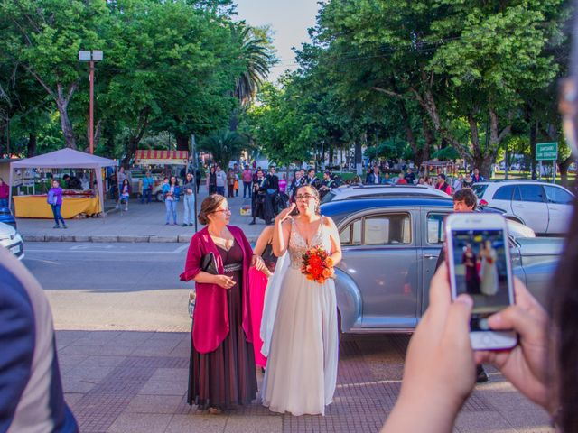 El matrimonio de Luis Felipe y Javiera del Pilar en Yumbel, Bío-Bío 4