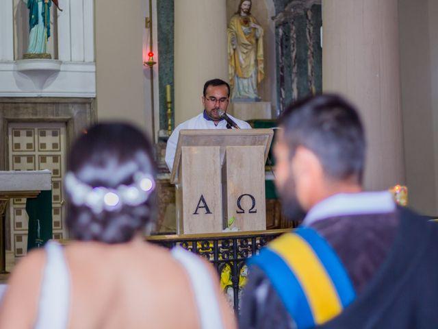 El matrimonio de Luis Felipe y Javiera del Pilar en Yumbel, Bío-Bío 7