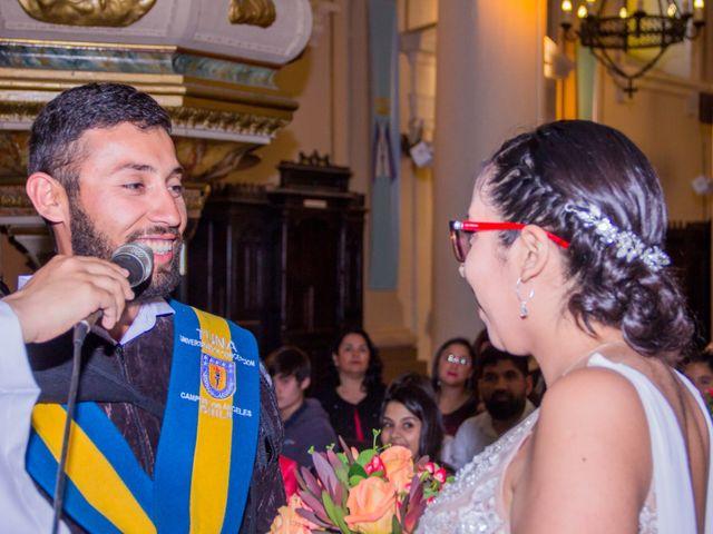 El matrimonio de Luis Felipe y Javiera del Pilar en Yumbel, Bío-Bío 8